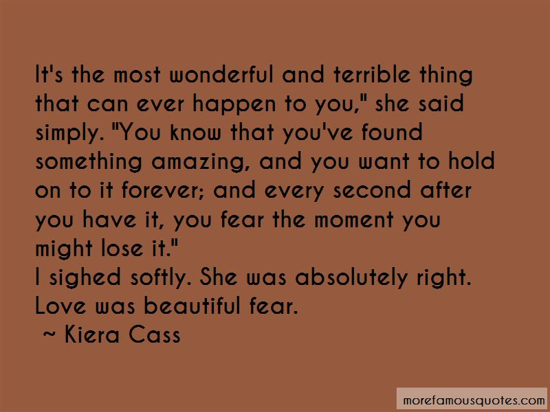 You Are Absolutely Amazing Quotes