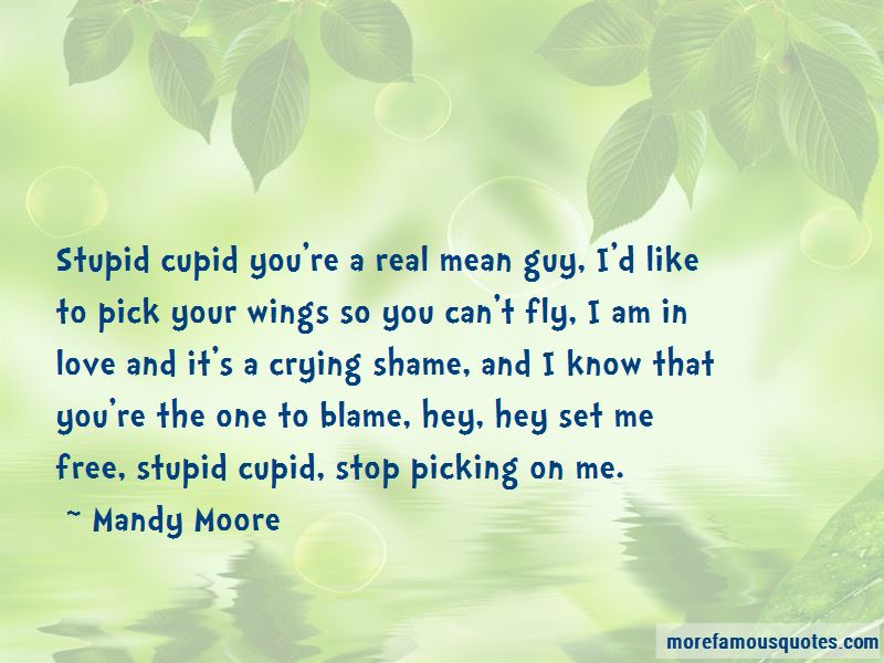 Mean guy quotes