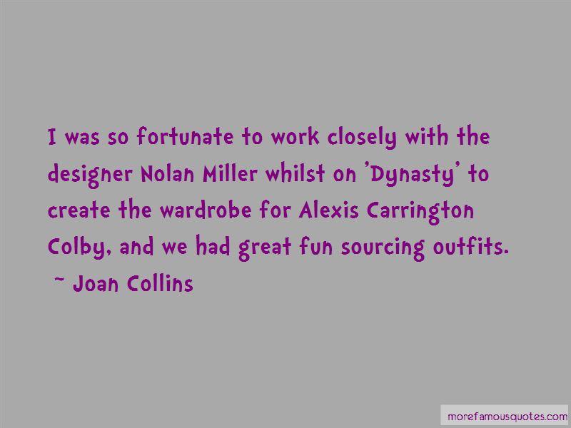 Alexis Carrington Quotes