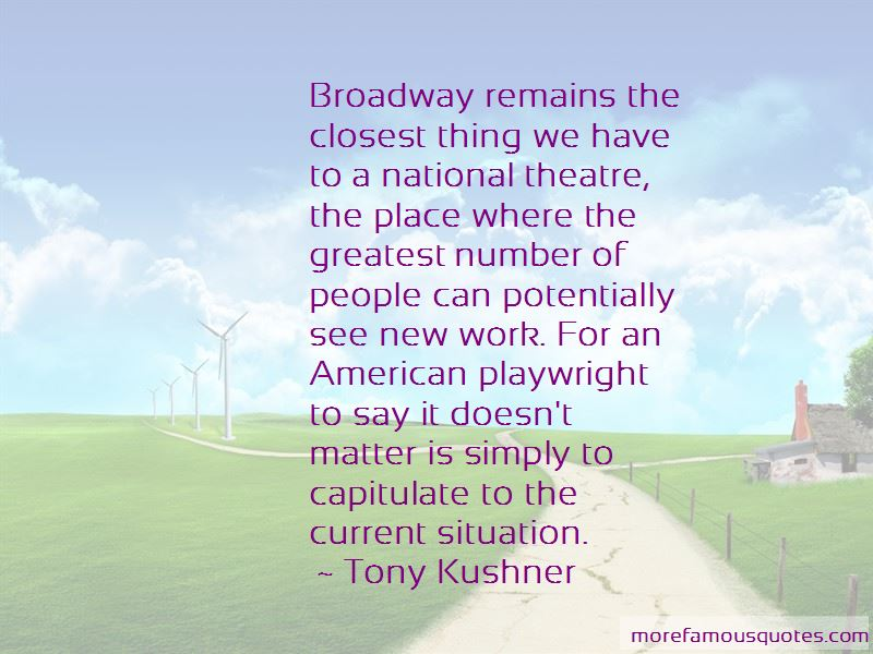 American Playwright Quotes Pictures 4