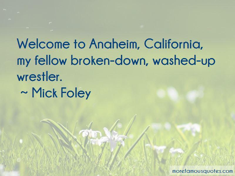 Anaheim California Quotes