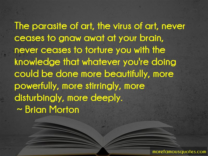 Art Parasite Quotes Pictures 2