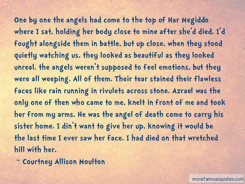 Azrael Angel Of Death Quotes