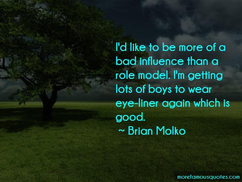 bad role model