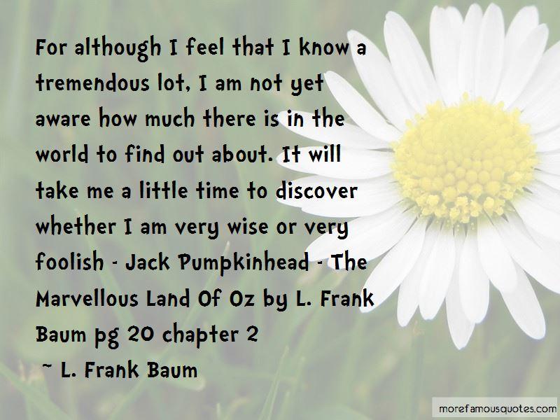Baum Quotes Pictures 3