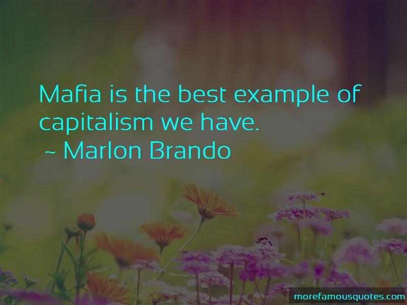 Best 36 Mafia Quotes Pictures 4