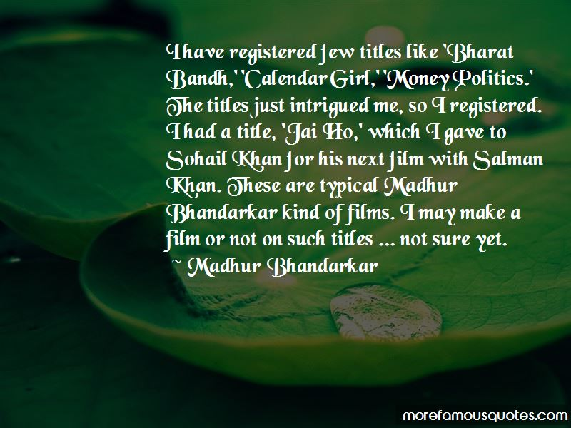 Bharat Bandh Quotes