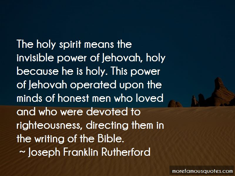 Bible Righteousness Quotes