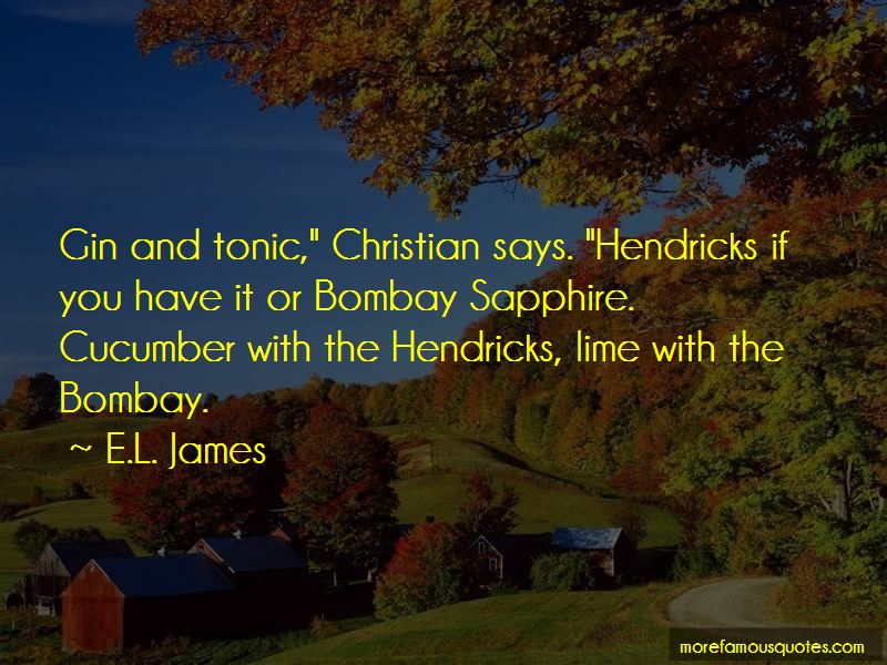 Bombay Sapphire Quotes Pictures 2