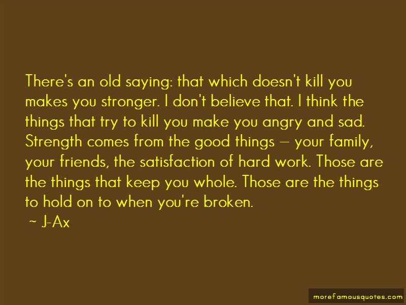 Broken Family Sad Quotes: top 3 quotes about Broken Family ...