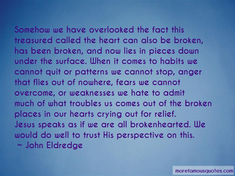 Broken Heart Crying Quotes