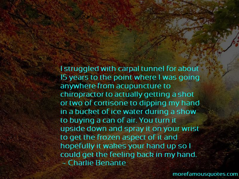 Carpal Tunnel Quotes Pictures 2
