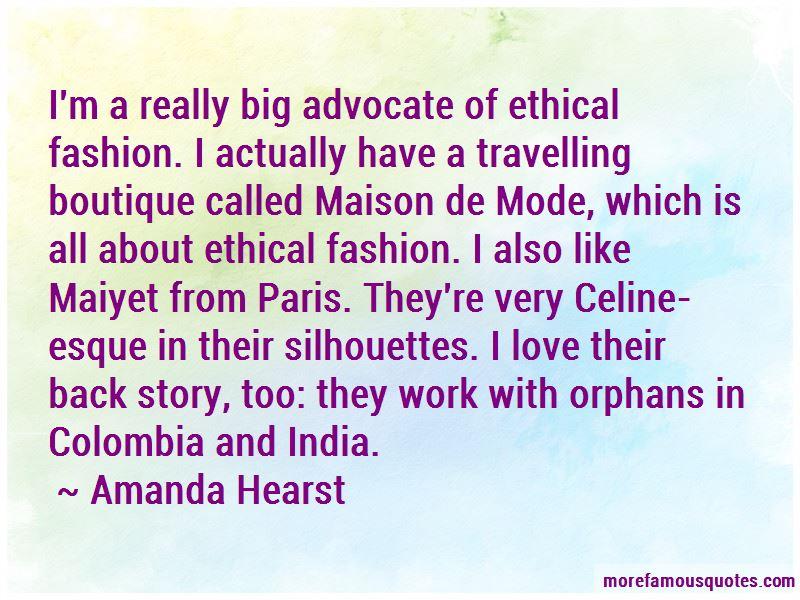 Celine Fashion Quotes