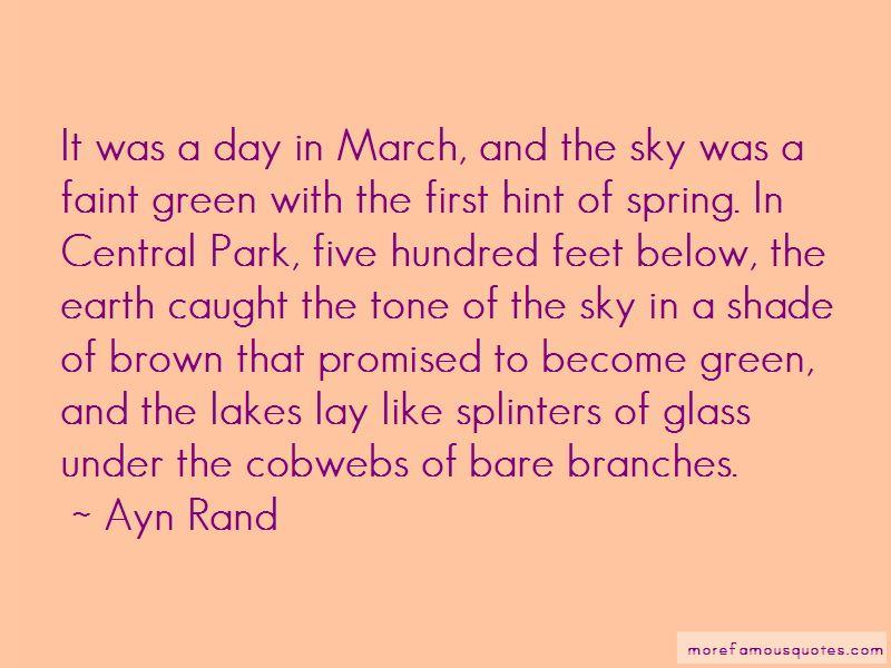 Central Park Five Quotes