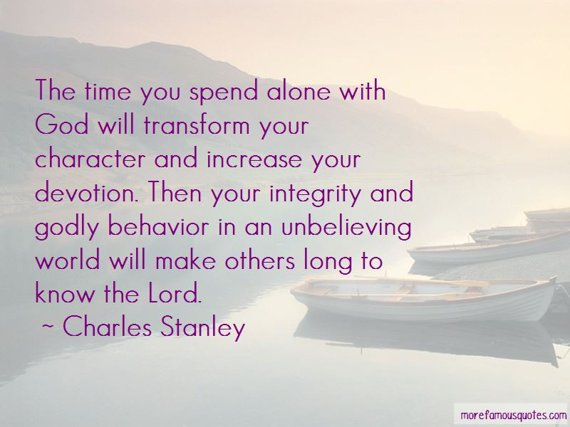 Character And Behavior Quotes Pictures 4