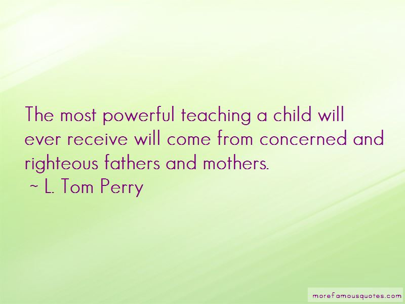 Child Teaching Quotes Pictures 2