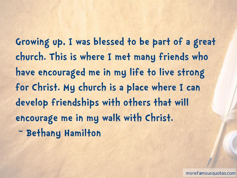Church With Friends Quotes: top 40 quotes about Church With ...