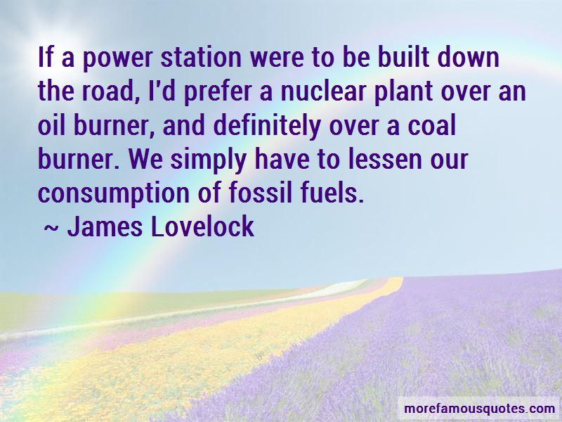 Coal Power Plant Quotes
