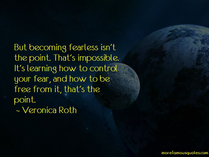Control Your Fear Quotes Pictures 3