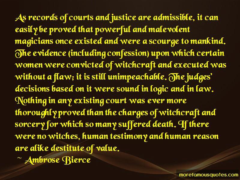 Court Testimony Quotes Pictures 4
