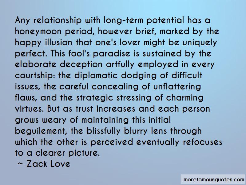 Courtship Period Quotes
