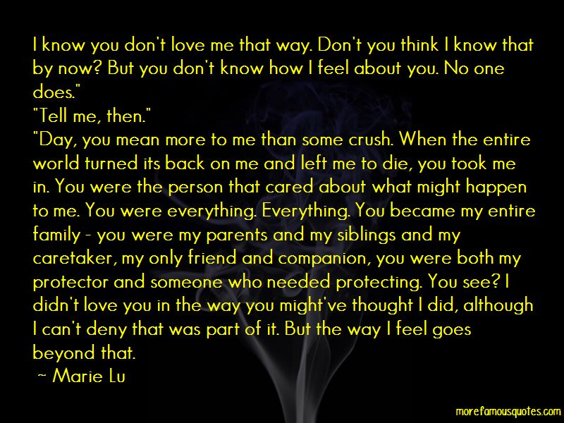 Crush Ko Si Friend Quotes