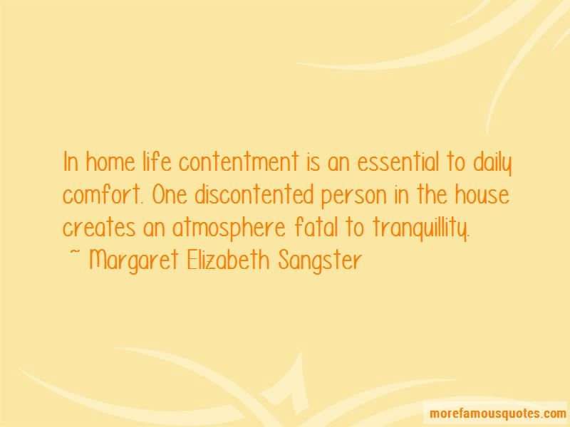 Discontented Person Quotes