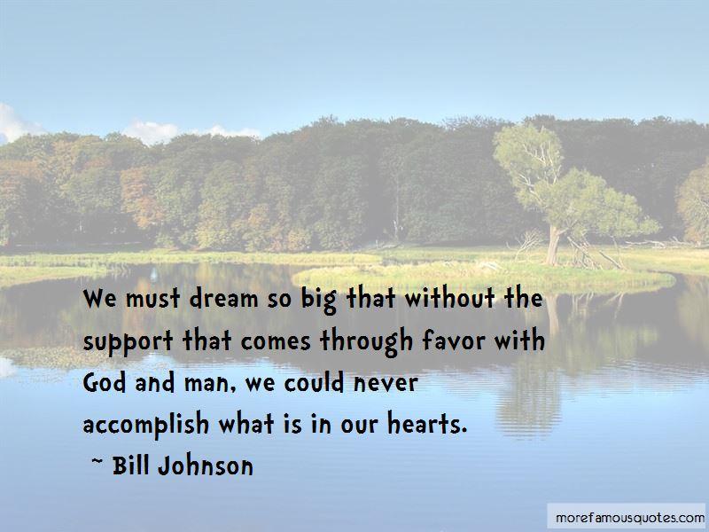 Dream Big God Quotes