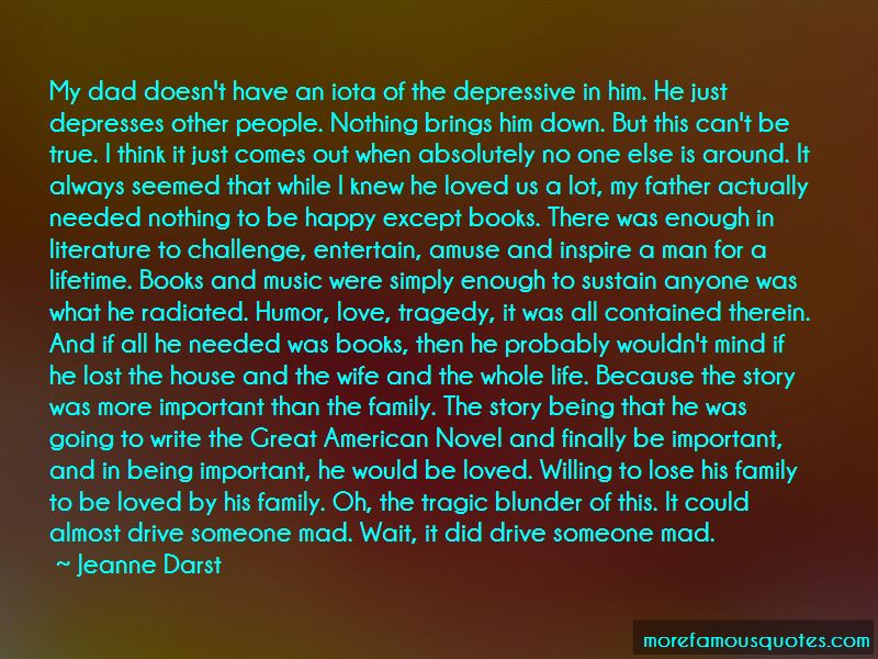 Drive The Story Of My Life Quotes