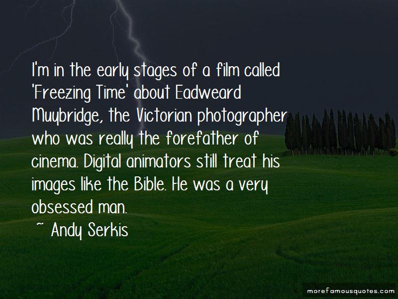 Eadweard J. Muybridge Quotes