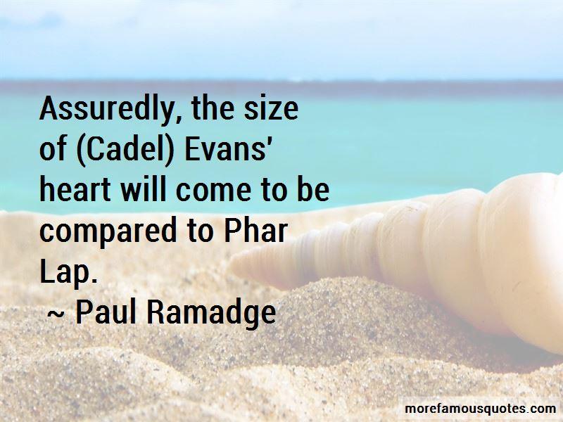 Evans Quotes
