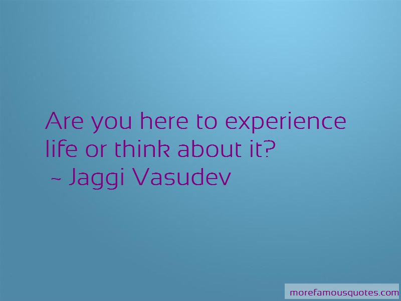 Experience Life Quotes Pictures 3