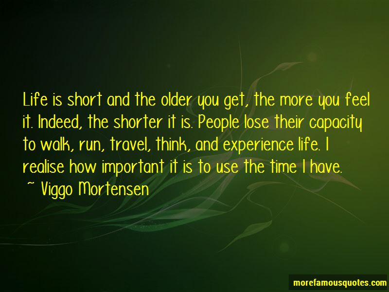 Experience Life Quotes Pictures 4