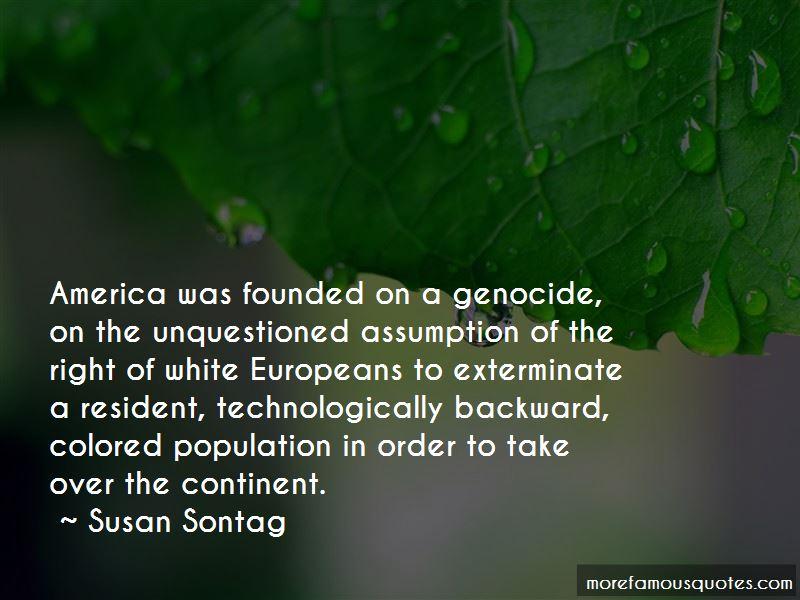Exterminate Quotes