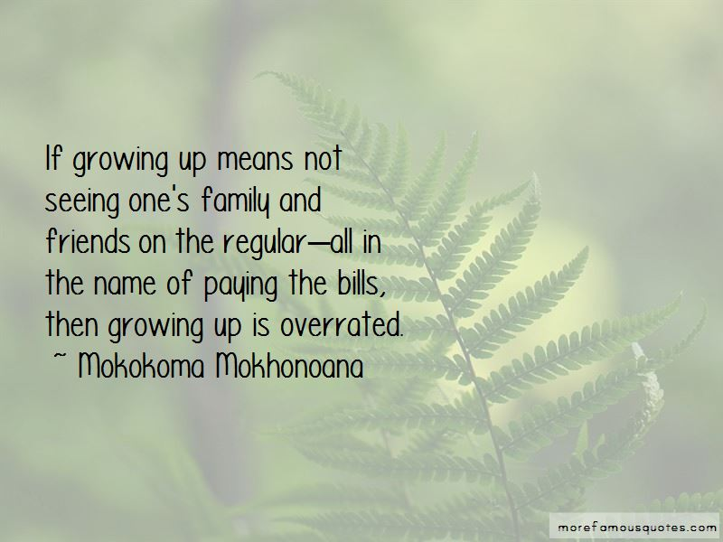 Family Overrated Quotes