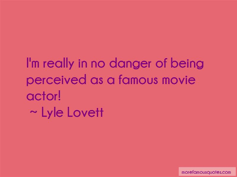 Famous Movie Actor Quotes