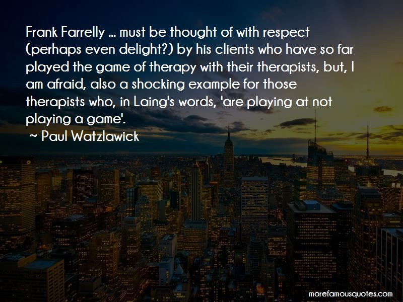 Frank Farrelly Quotes