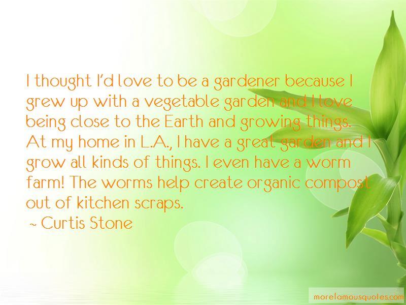 Gardener Love Quotes Pictures 4