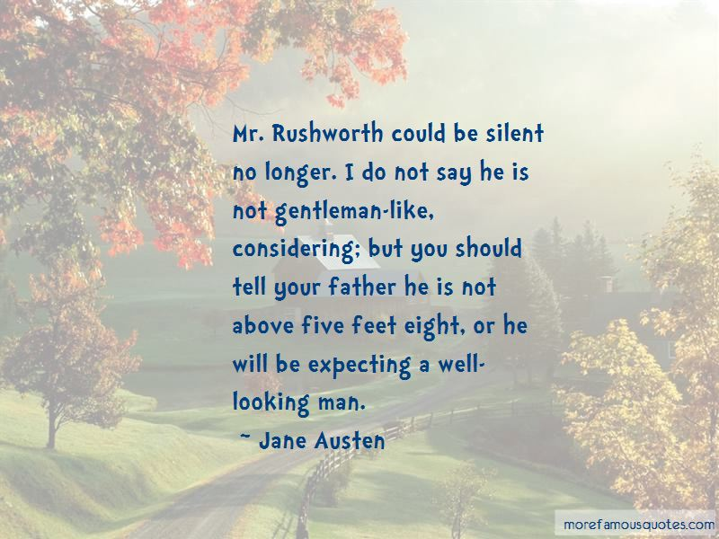 Gentleman Like Quotes