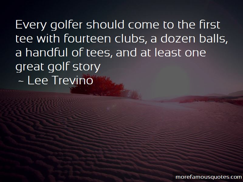 Golf Tee Quotes Pictures 3