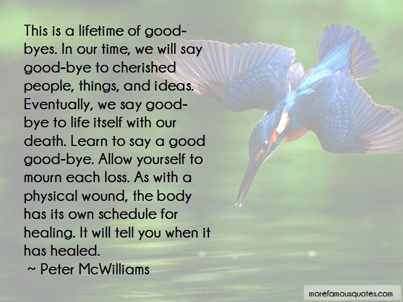 Good Good Quotes