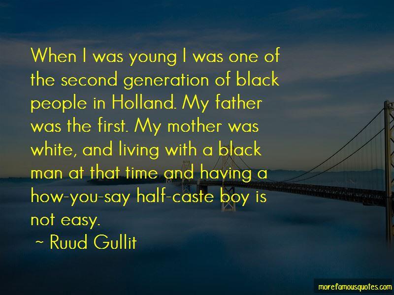 Half Caste Quotes Pictures 2