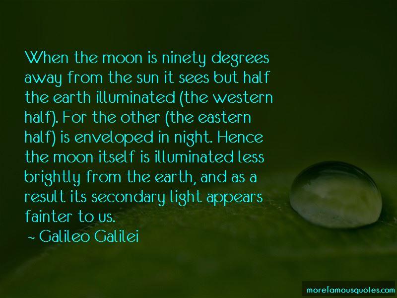 Half Moon Half Sun Quotes