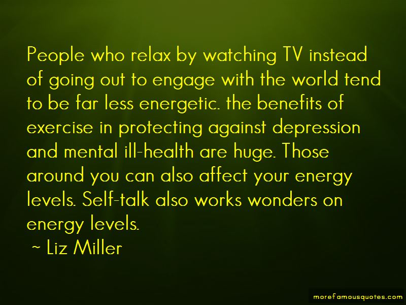 Health Benefits Of Exercise Quotes Pictures 4