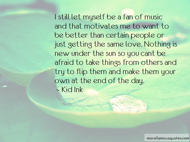 I Can't Love Myself Quotes