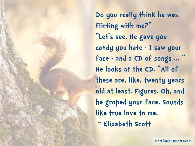 I Love You Him Quotes