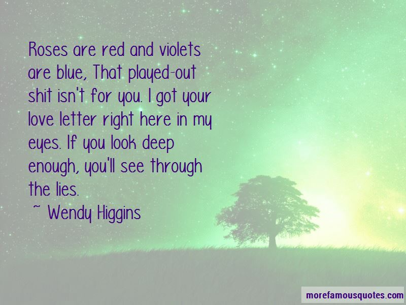 I See Right Through Your Lies Quotes Pictures 3