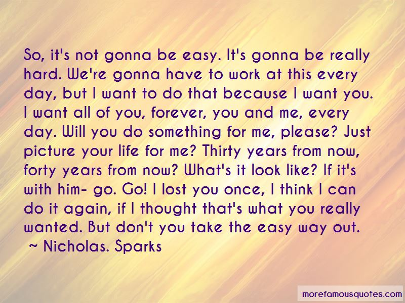 I Thought I Lost You Quotes Pictures 3