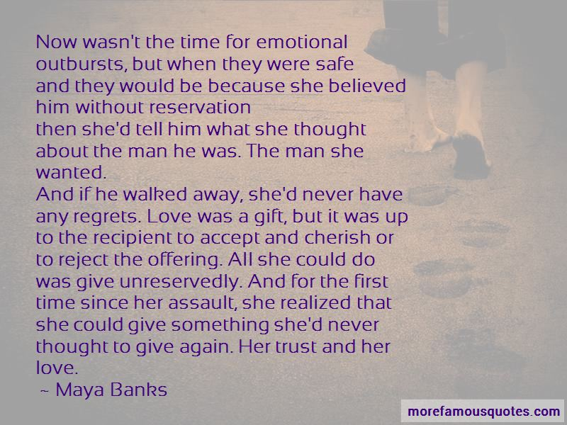 If He Walked Away Quotes