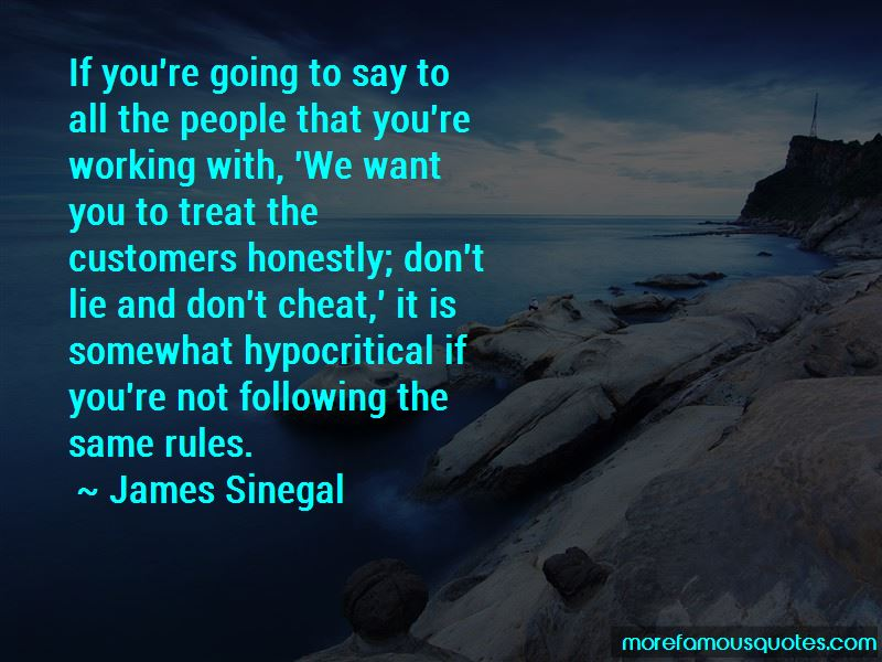 If You Want To Cheat Quotes: top 33 quotes about If You Want To